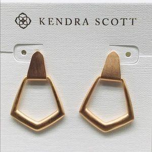 Kendra Scott Paxton G earrings